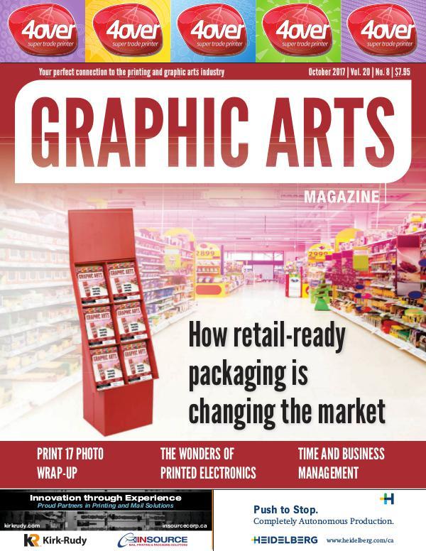 Graphic Arts Magazine October 2017