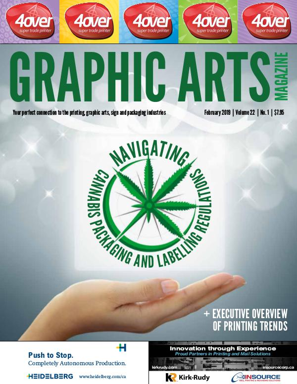 Graphic Arts Magazine February 2019