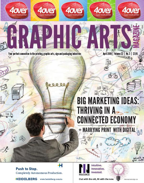 Graphic Arts Magazine April 2019