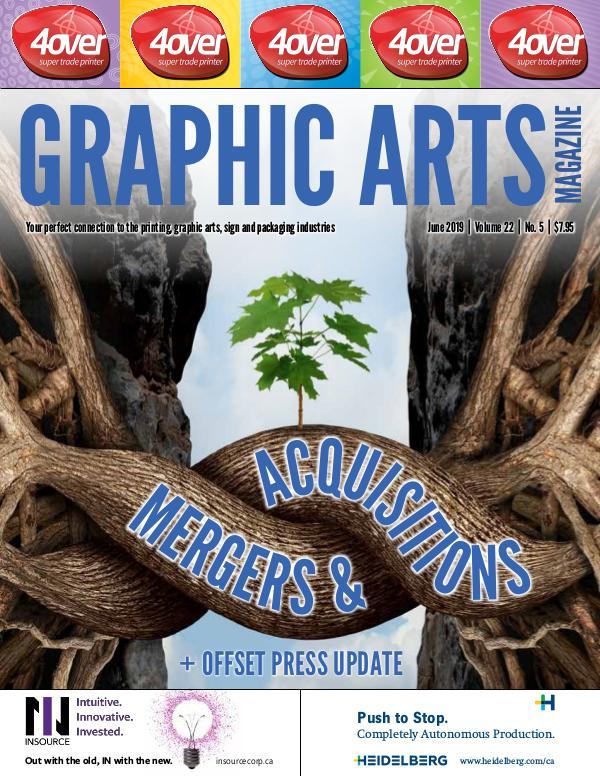 Graphic Arts Magazine June 2019