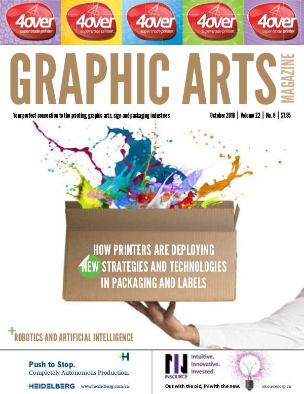 Graphic Arts Magazine October 2019