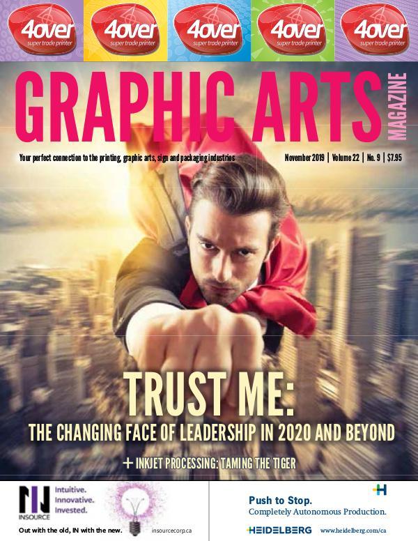 Graphic Arts Magazine November 2019