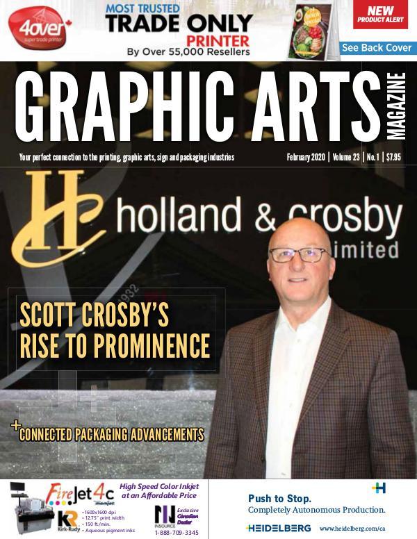 Graphic Arts Magazine February 2020