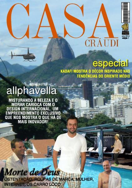 Casa Craudi (ed. 1 Março 2014)
