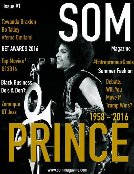 SOM Magazine 1