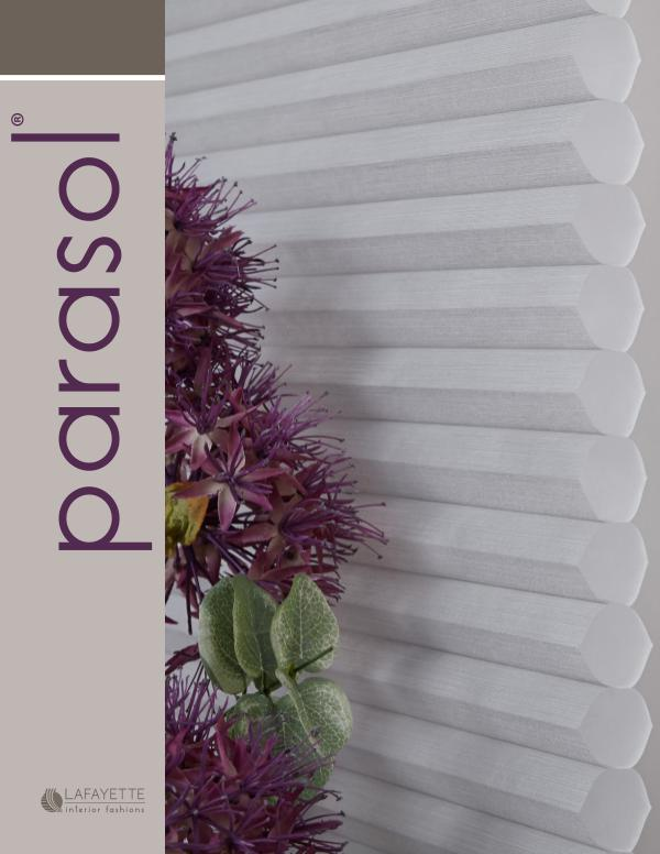 Parasol Cellular Shades