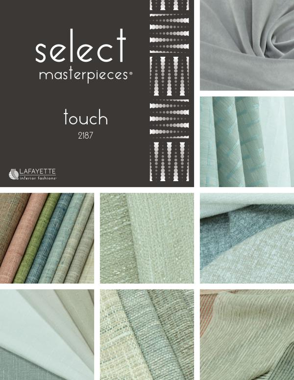 Book 2187, Touch