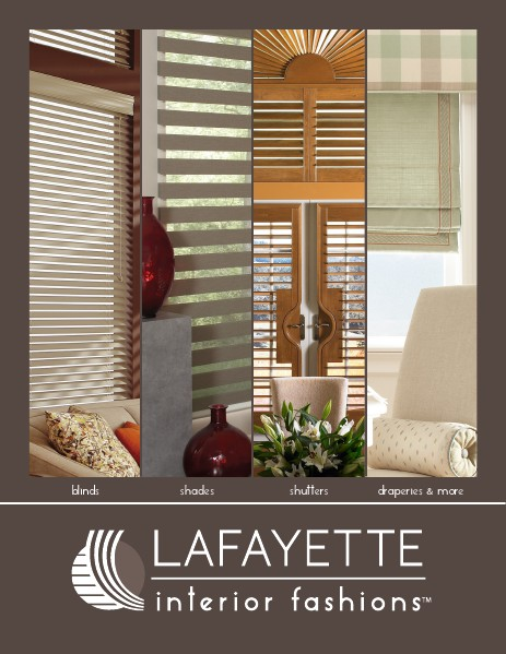 Lafayette Interior Fashions Product Portfolio Oct 2017