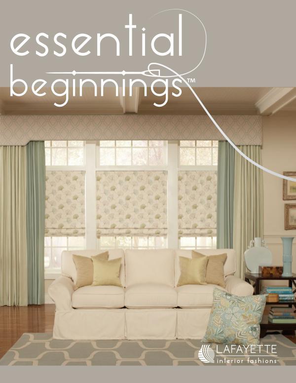 Essential Beginnings