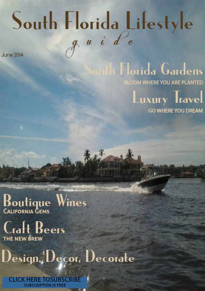 South Florida Lifestyle Guide - Holiday Gift Guide Volume I Inaugural Issue