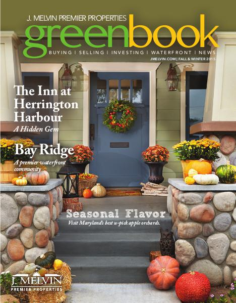 Greenbook: A Local Guide to Chesapeake Living - Issue 6