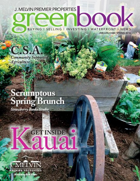 Greenbook: A Local Guide to Chesapeake Living - Issue 7