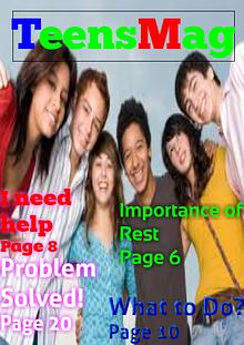 Health For Teens