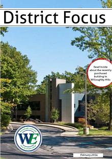 W-E Schools District Focus