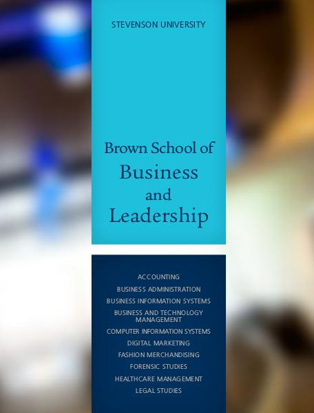 Brown School of Business and Leadership