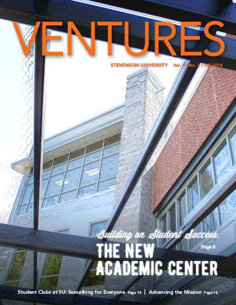 Ventures Fall 2016