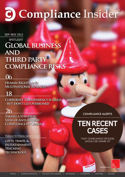 Issue 2 Sept–Nov 2012
