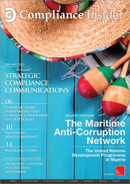 Issue 5 Jun–Aug 2013