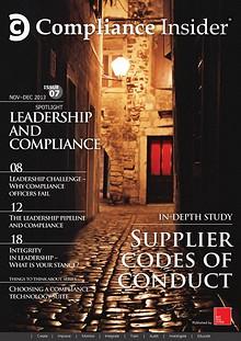 Compliance Insider®