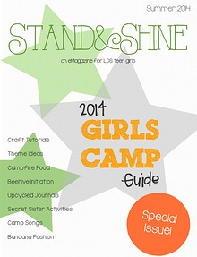 Stand and Shine Magazine