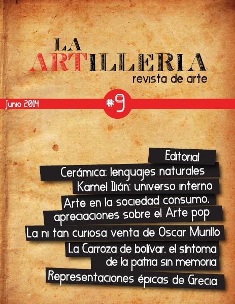 La Artilleria #9