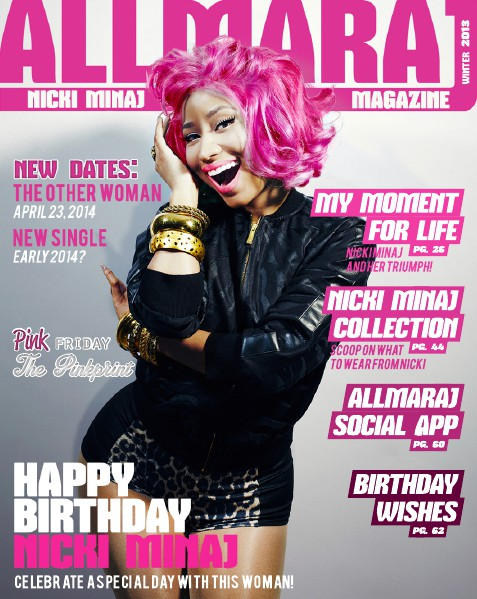 AllMaraj Magazine Winter Issue
