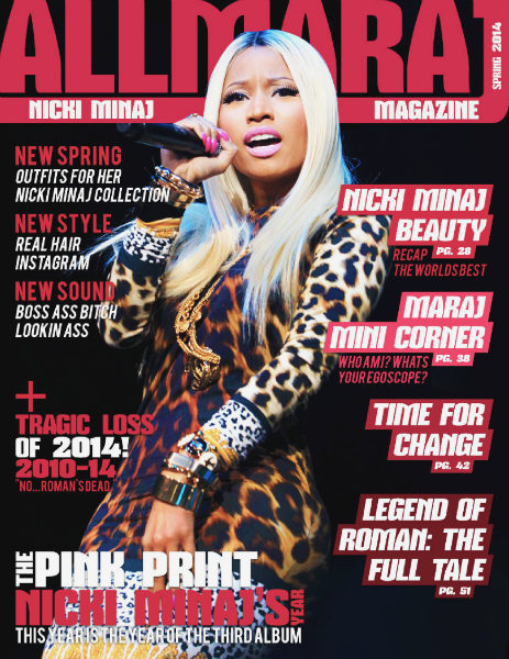 AllMaraj Magazine Spring Issue