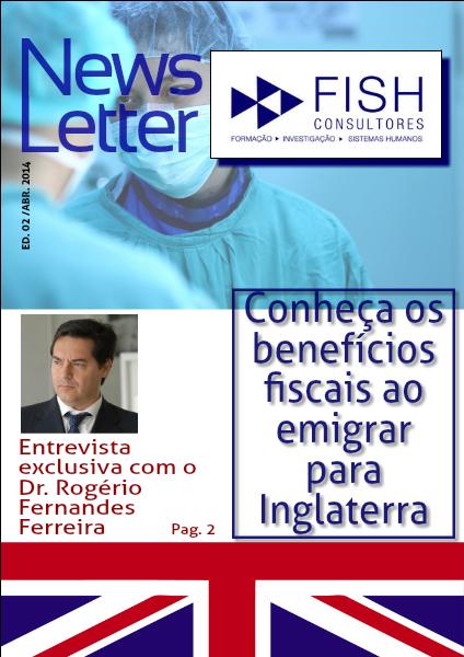 FISH Consultores, Lda Ed. 2 Newsletter