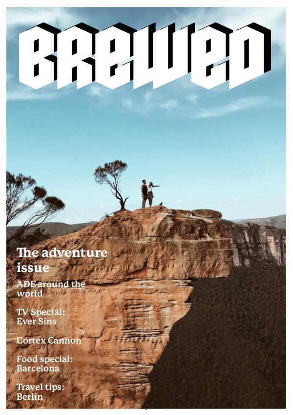 BREWED - the adventure issue BrewedAdventureIssue 2(clone)