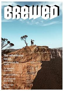 BREWED - the adventure issue