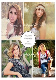 Senior Portraits Welcome Magazine