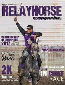 Relayhorse e-magazine March 2018