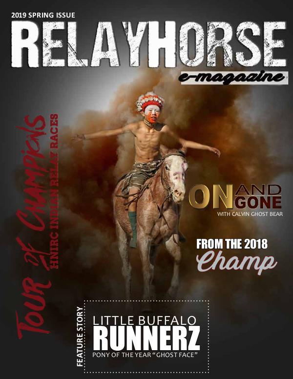Relayhorse e-magazine March 2018 RHeM ARL 2019 finished