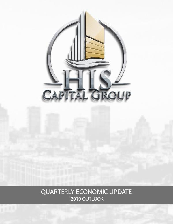 2019 ROI First Quarter Edition 2019 - HIS Capital Group