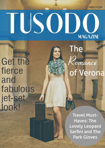 Tusodo Magazine March 2014