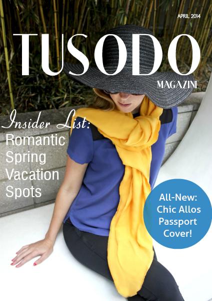 Tusodo Magazine April 2014