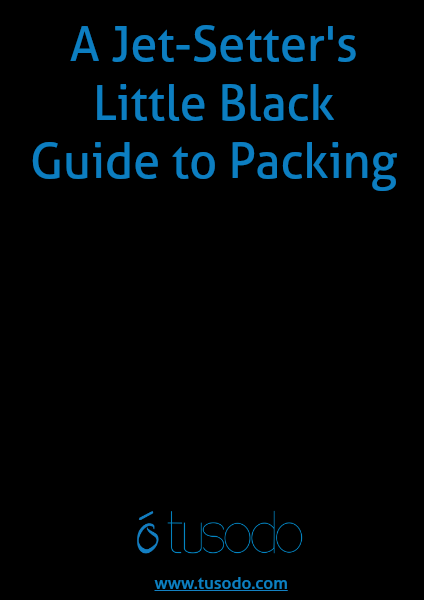 Jet-Setter Guides by Tusodo Packing