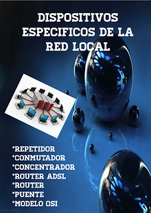 Dispositivos específicos de la red local
