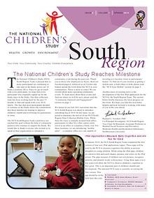 NCS South Region Spring 2014 Newsletter