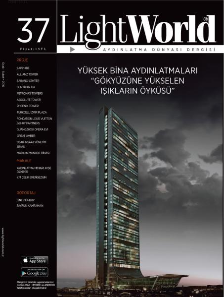 Sayı 37 / Yüksek Bina Aydınlatmaları