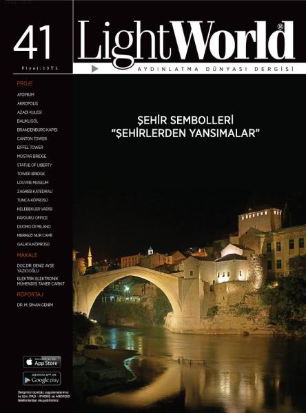 LightWorld Şehir Sembolleri Sayı 41