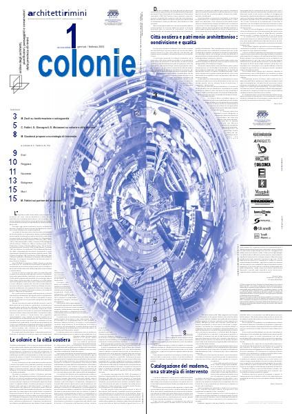 N. 1 - colonie - 2005