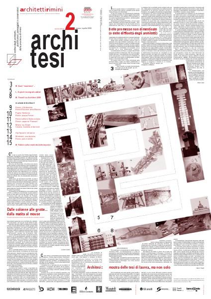 ArchitettiRimini (2005/2009) N. 2 - architesi - 2005