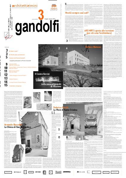 ArchitettiRimini (2005/2009) N. 3 - gandolfi - 2005