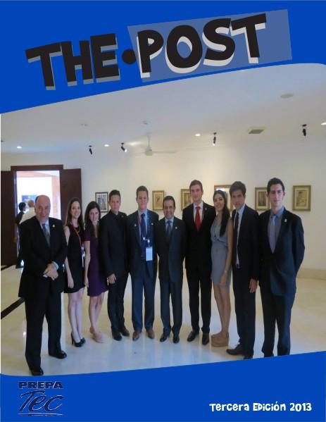 """""""THE POST"""" PREPA TEC SANTA CATARINA Vol.3"""