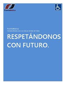 Respetandonos con Futuro