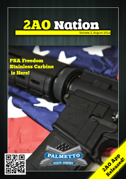 2AO Nation Issue 2, August 2014