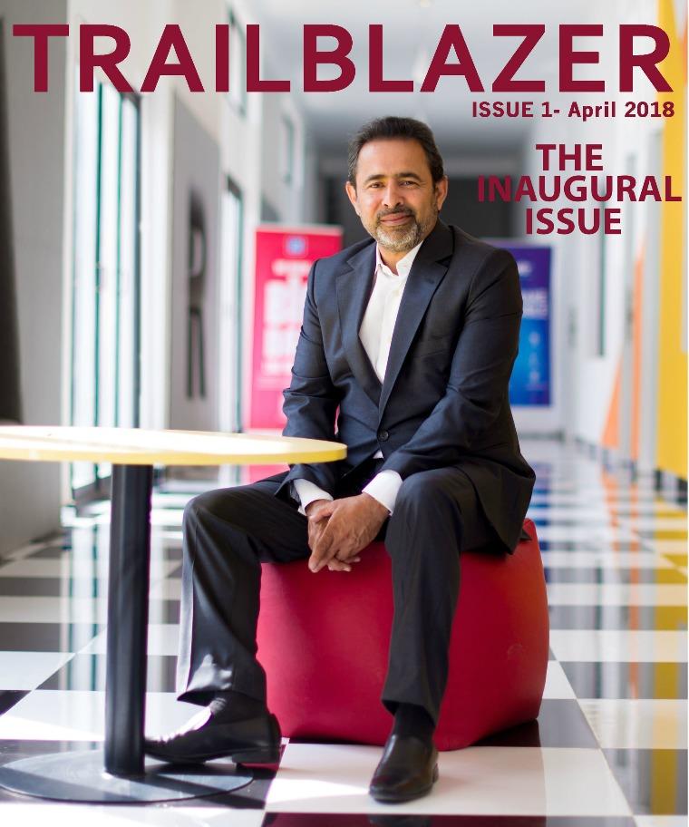 Trailblazer Issue 1