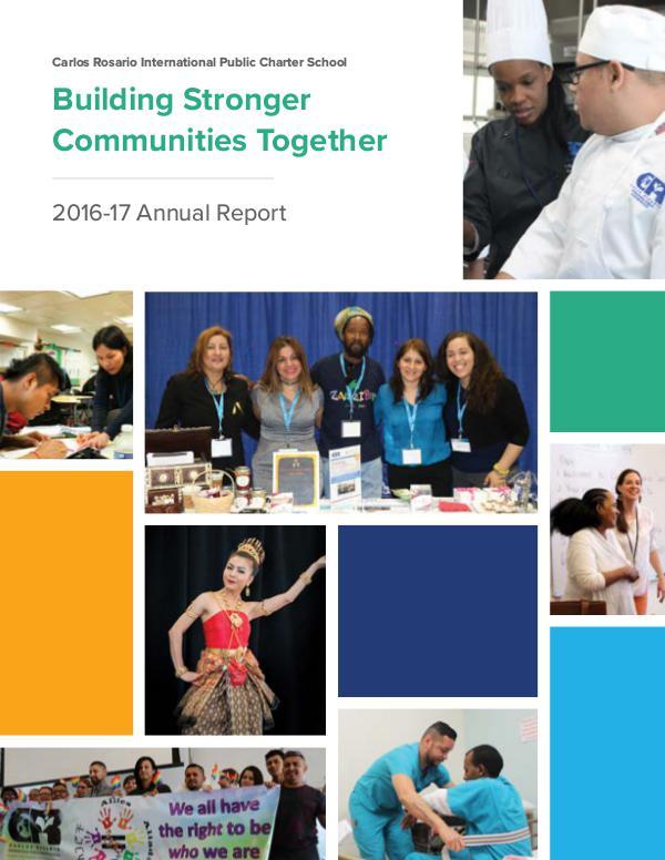 Annual Report Annual Report 2016-17