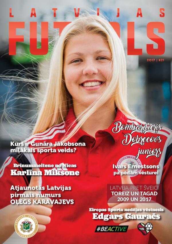 Latvijas Futbols #21